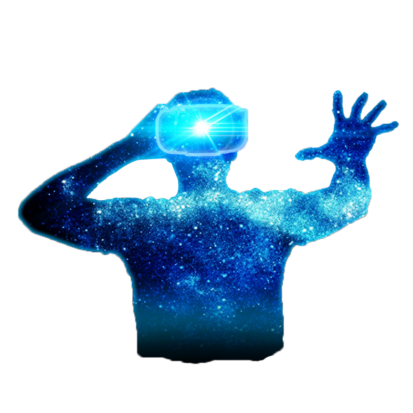 png bestand blauw mannetje met vrbril